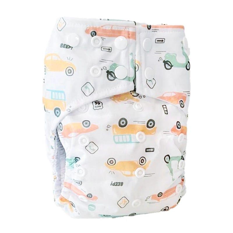 Cloth Diaper 10-35lb - Road