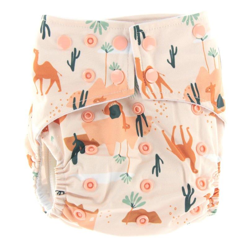 Cloth Diaper 10-35lb ECO - Desert