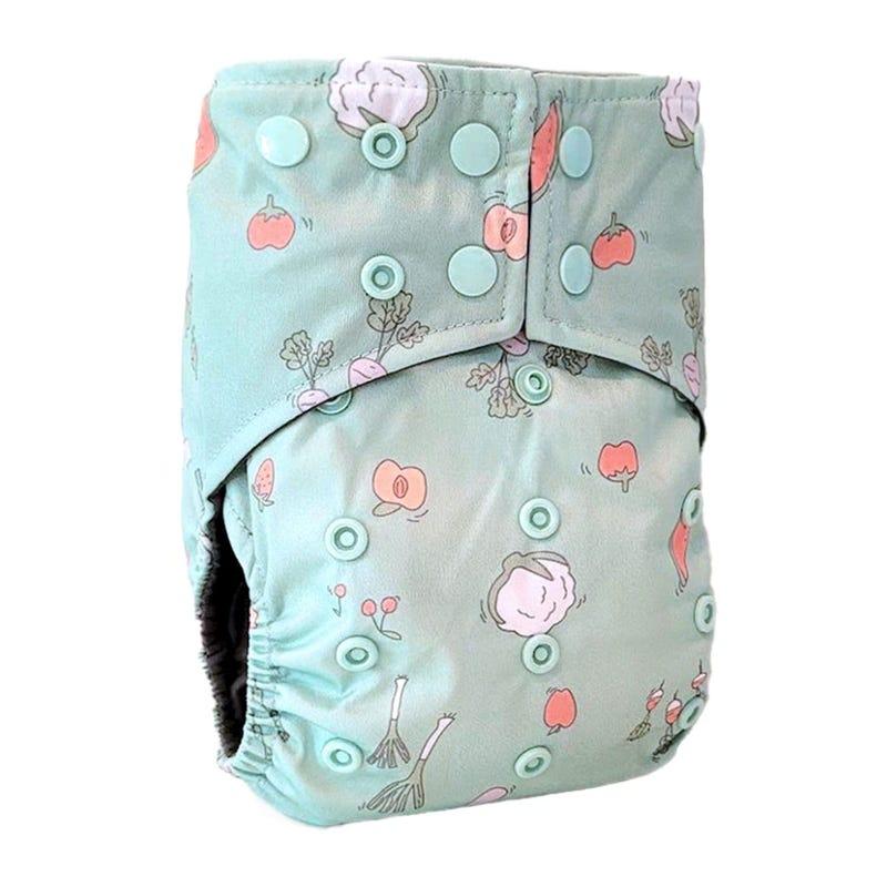All-in-1 Cloth Diaper 10-35lb - Harvest