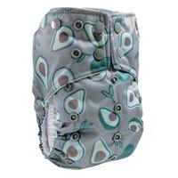 Cloth Diaper 10-35lb - Avocado