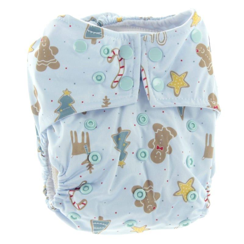 Cloth Diaper 10-35lb - Cookies