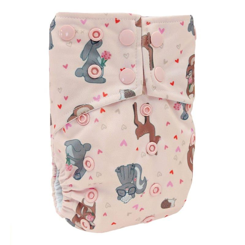 Cloth Diaper 10-35lbs - Friends