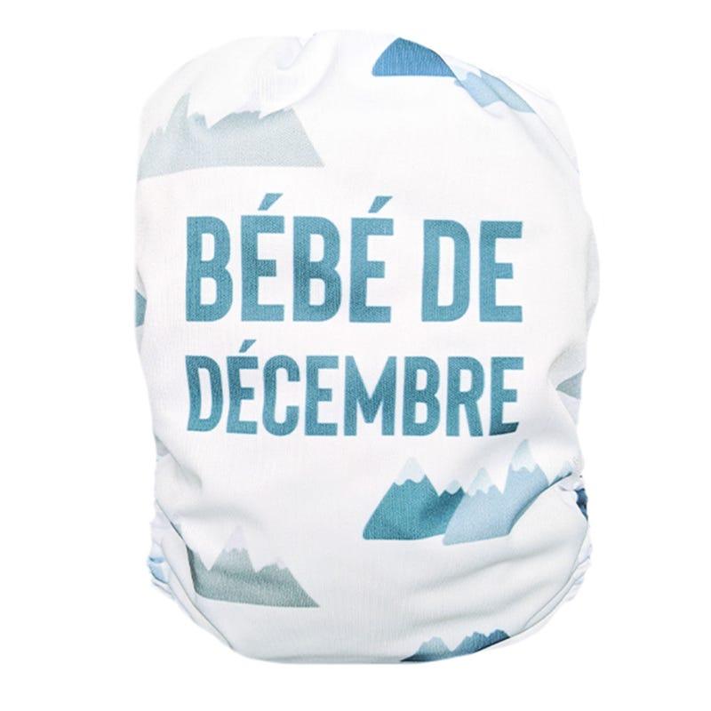Couche Lavable 10-35lb - Décembre