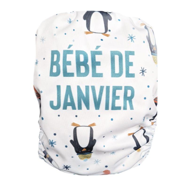 Couche Lavable 10-35lb - Janvier