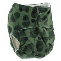 Cloth Diaper 10-35lb - Nuts