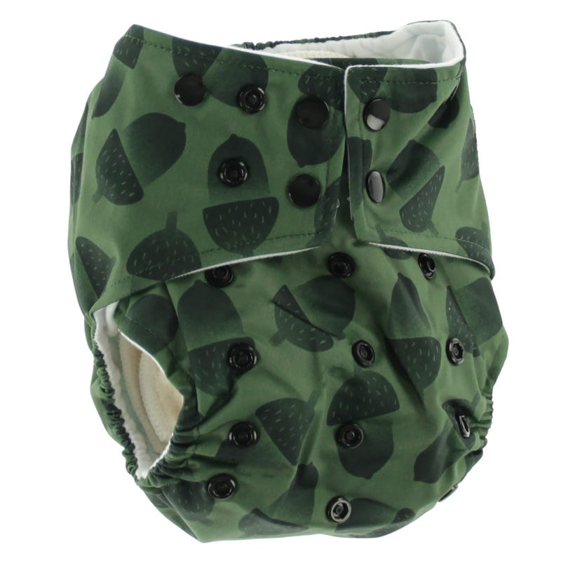 Cloth Diaper 10-35lb - Nuts