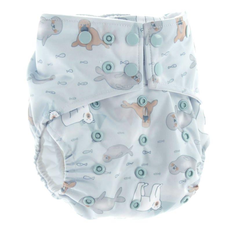 Cloth Diaper 10-35lbs - Polar