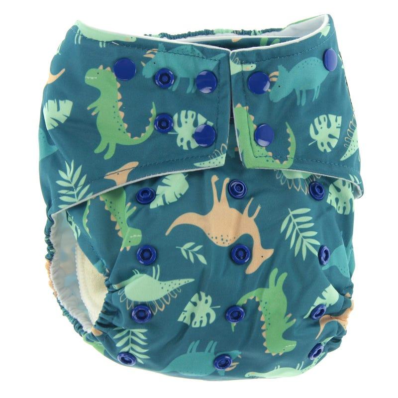 Cloth Diaper 10-35lb - Dino