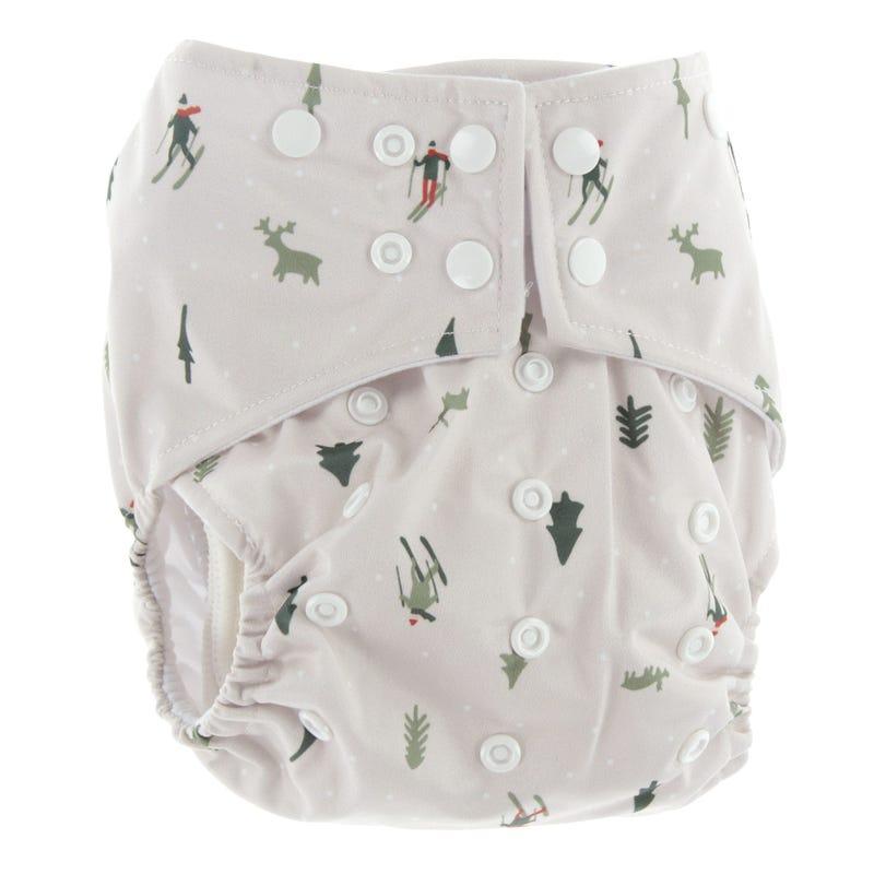 Cloth Diaper 10-35lb - Skier
