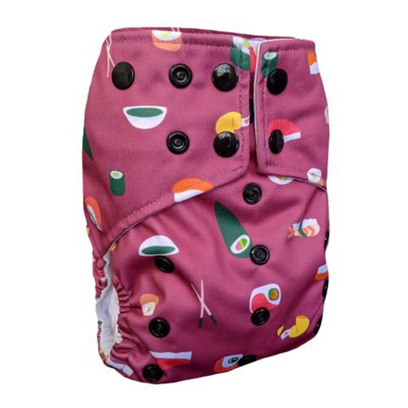 Sushi Cloth Diaper 10-35lb