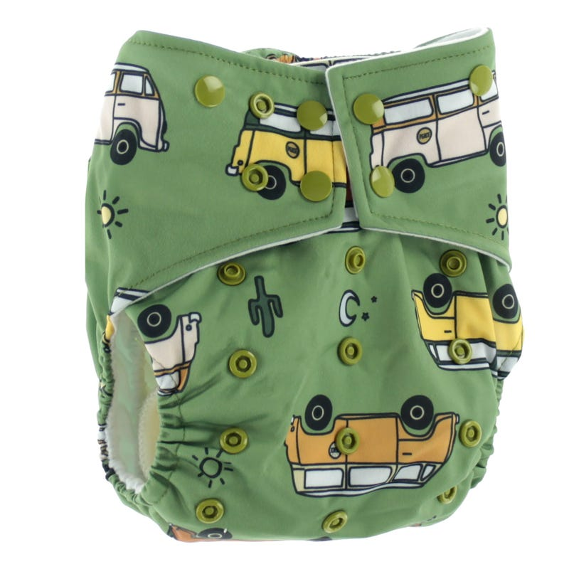 Cloth Diaper 10-35lb - Off Time