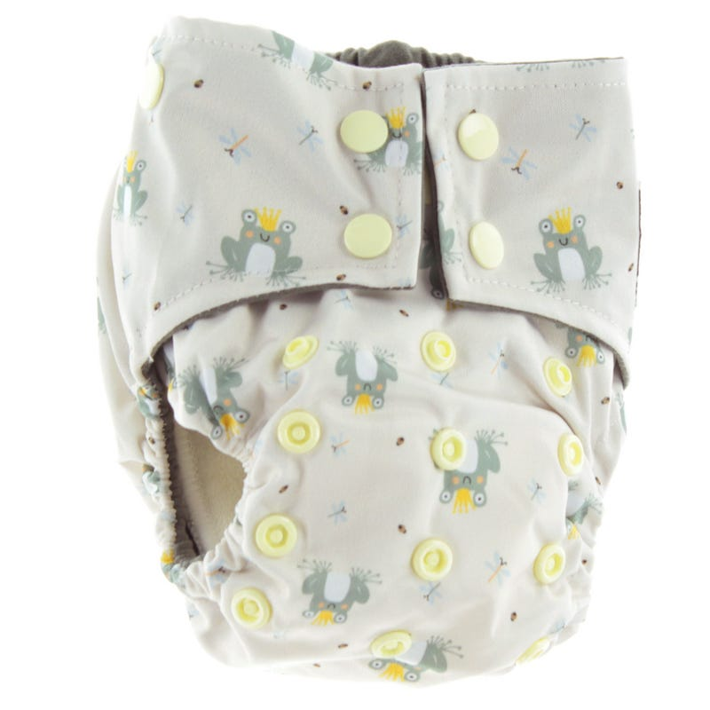 Cloth Diaper 7-15lb - Stork