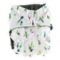 Cactus All-in-1 Cloth Diaper