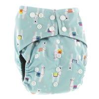 Llama All-in-1 Cloth Diaper