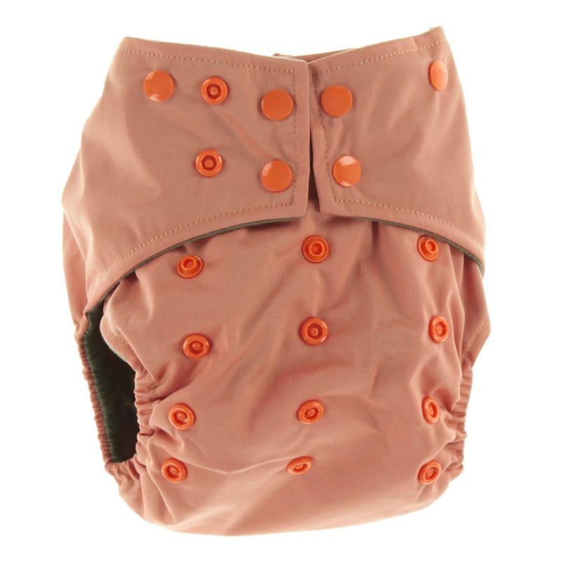 Salmon All-in-1 Cloth Diaper