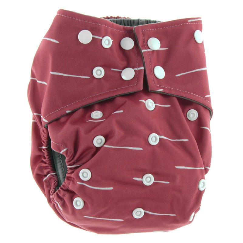 All-in-1 Cloth Diaper 10-35lb - Stability