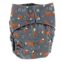 Ti-Roux All-in-1 Cloth Diaper