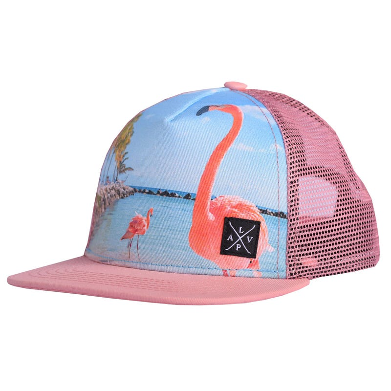 Casquette Flamants 6-24M