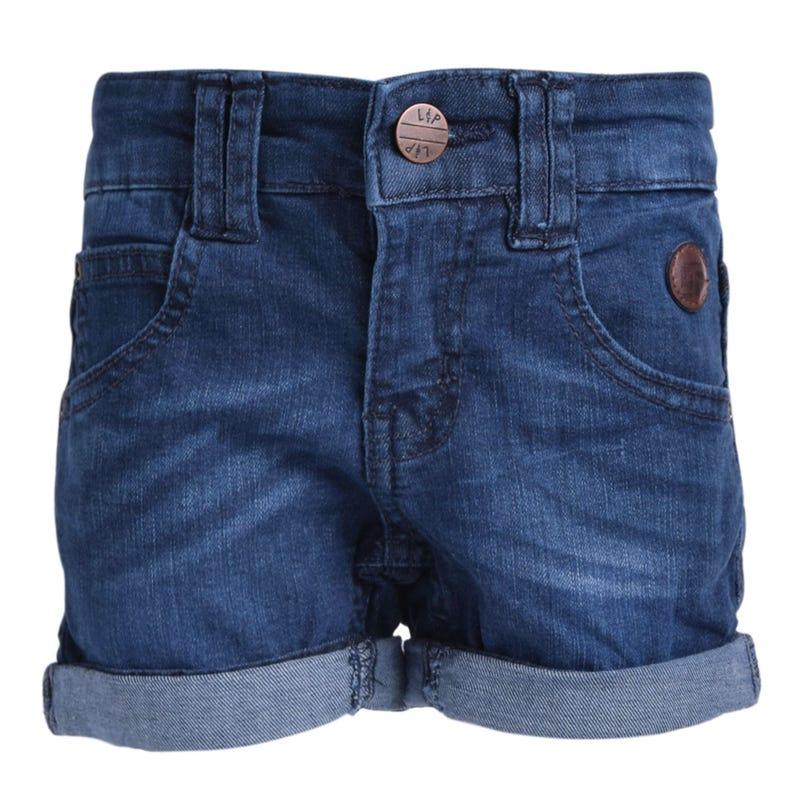 Short Jeans Garcon 3-7ans