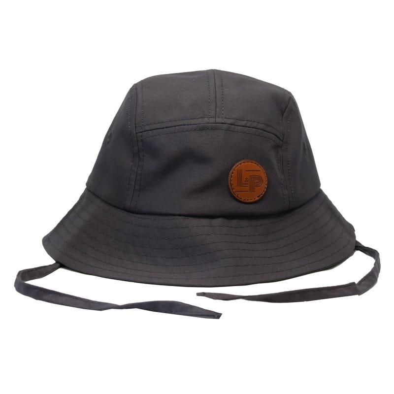 Charcoal Sydney Hat 2-5