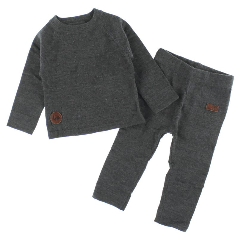 Thermal Underwear Set 6-24m