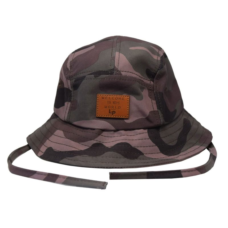 Camo Sydney Hat 2-5