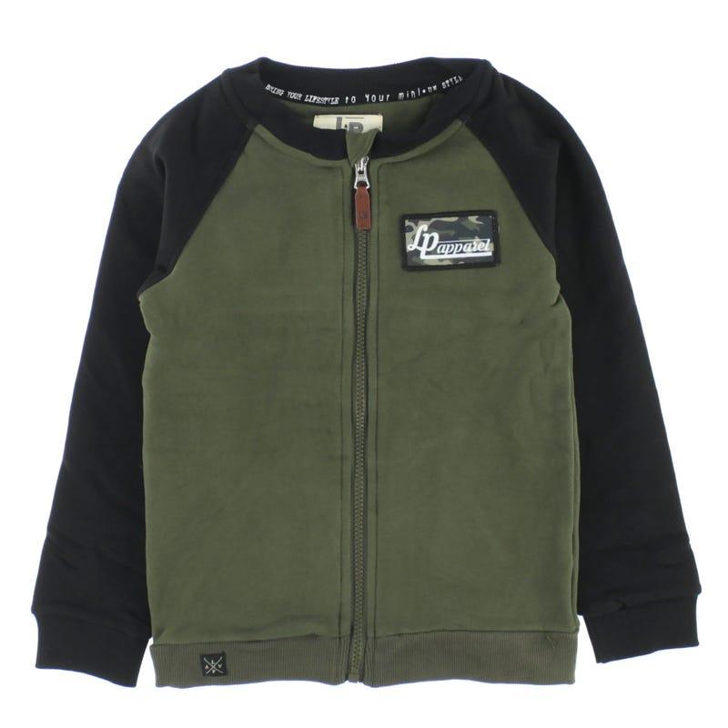 Army Sweat Vest 6-24m