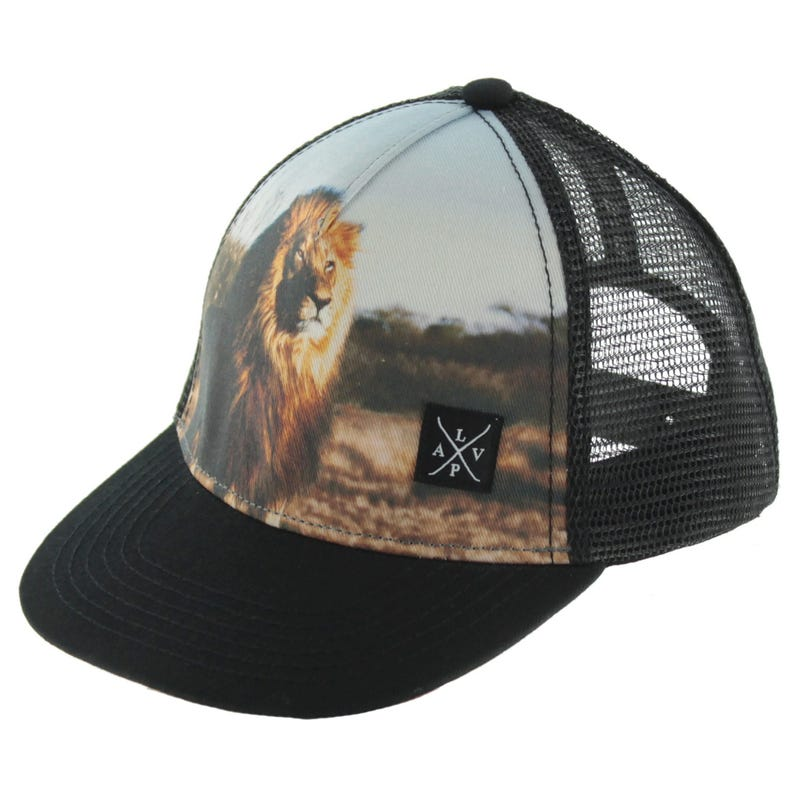 Snapback Cap 6-24m - Lion