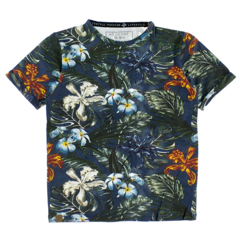 T-Shirt Fleurs Rio 6-24m