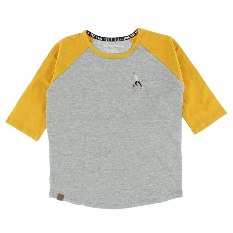 T-Shirt Raglan Skate 6-24m