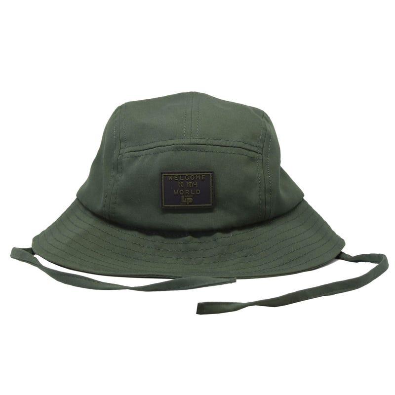 Sydney Street Hat 2-5y - Green