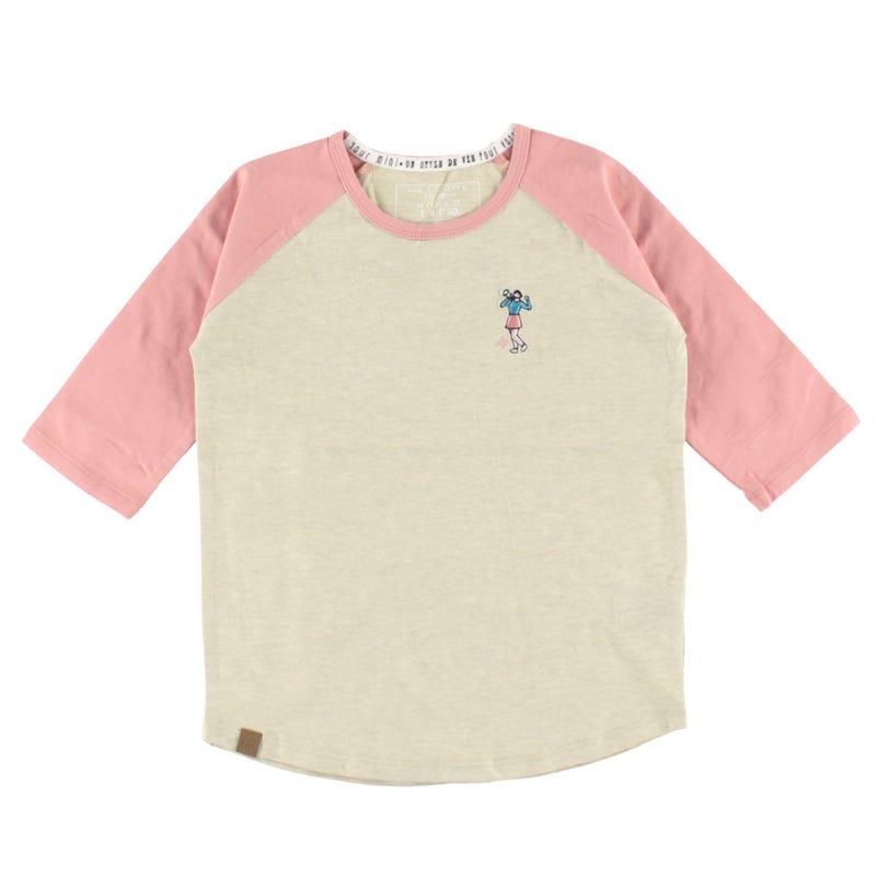 Baseball Style Jersey 2-6y - Cheer