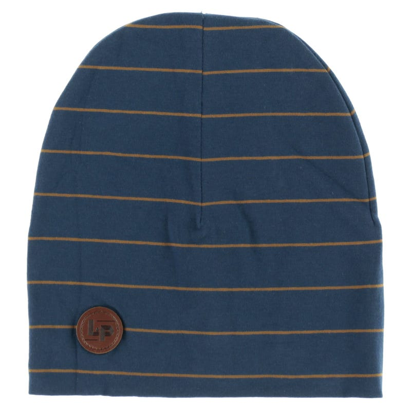 Boston Striped Beanie 8-16y