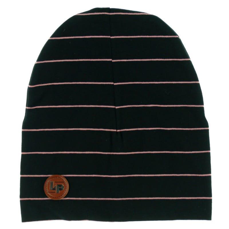Boston Striped Beanie 2-8y