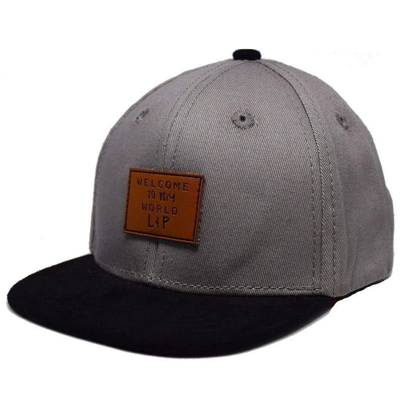 Brooklyn Snapback Cap 2-5y