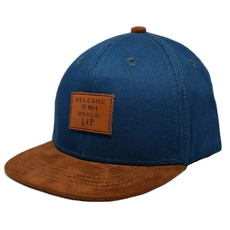 Brooklyn Snapback Cap 7-16y