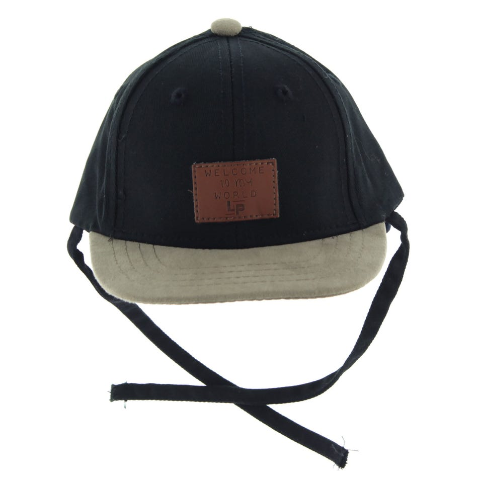 LP Brooklyn Snapback Cap 0-6m - Clement