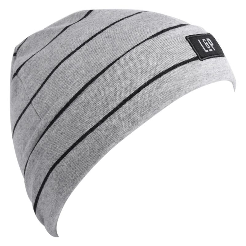 Striped Boston Beanie V20 0-24
