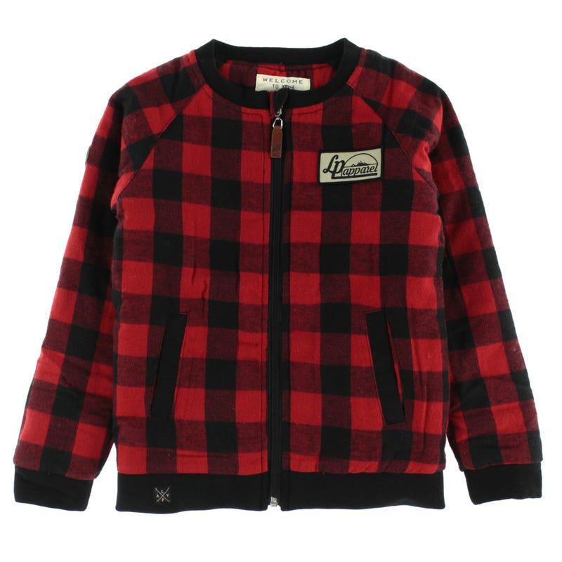 Vest Polyester Lined 2-8y - Jasper