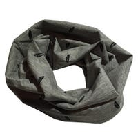 Infinity Scarf 0-5y - Feathers