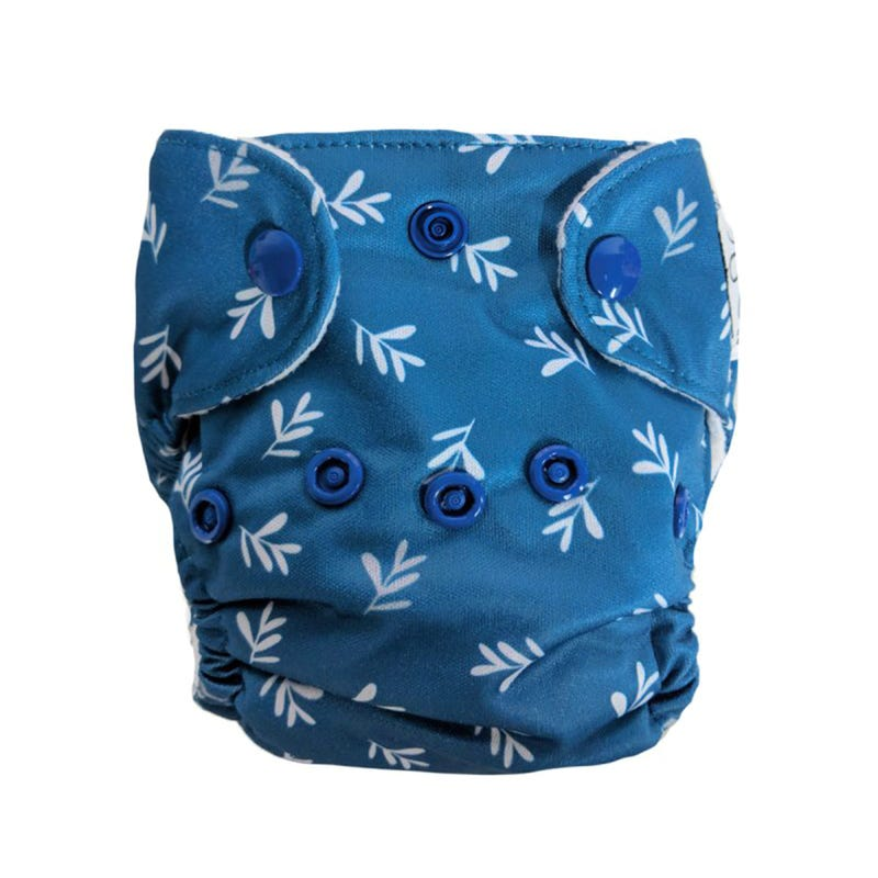 Newborn Cloth Diaper 5-10lbs - Twigs