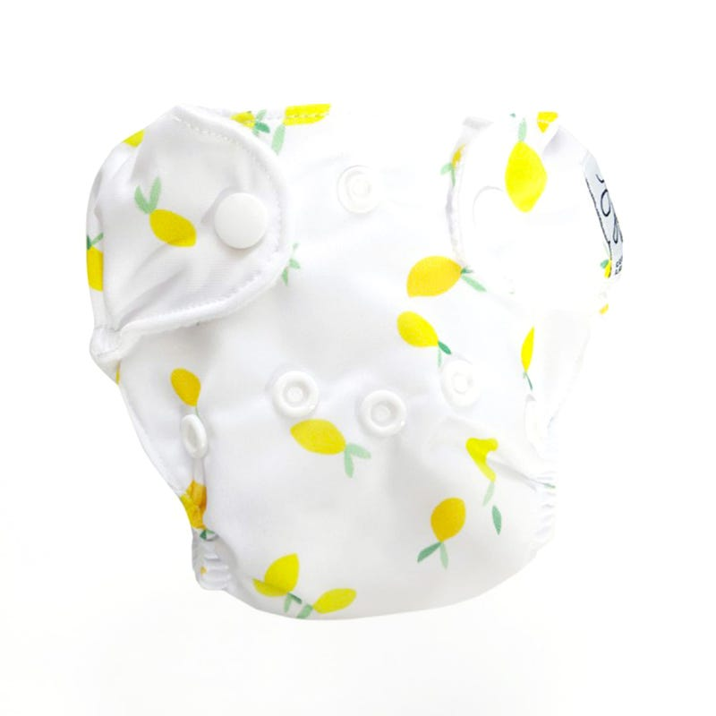 Newborn Cloth Diaper 5-10lbs - Limony