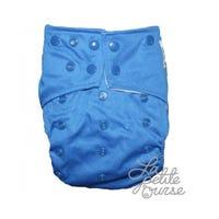 Cloth Diaper 10-35lbs - Royal