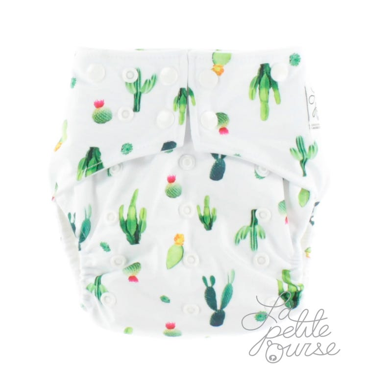 Cloth Diaper 10-35lbs - Cactus
