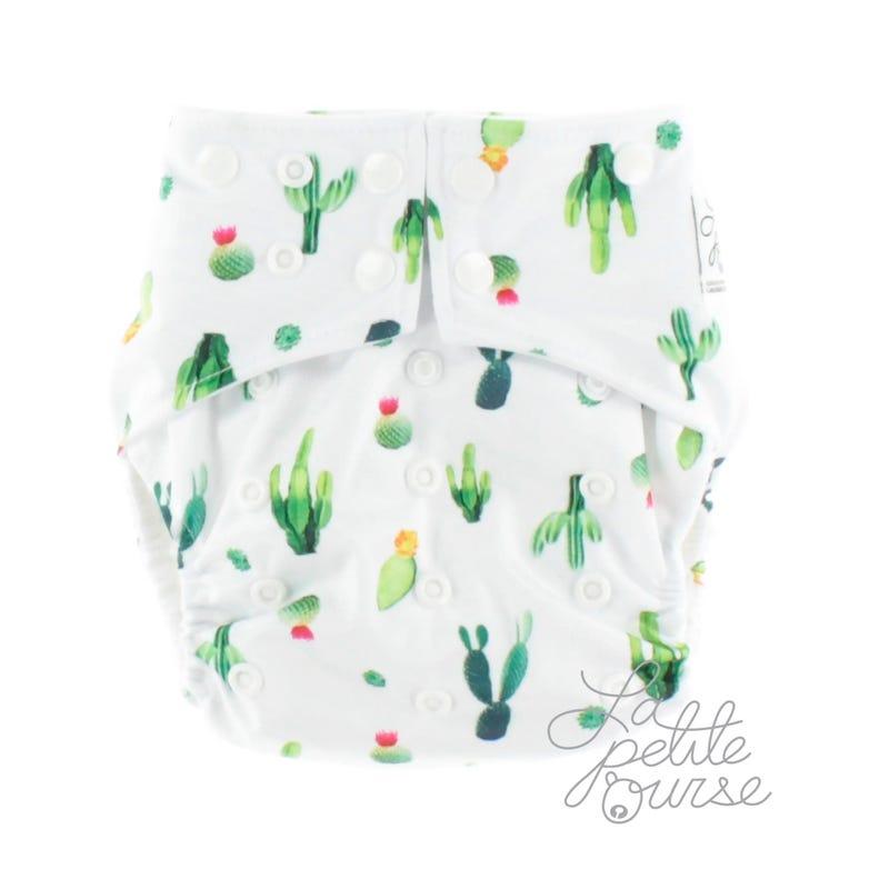 Cloth Diaper 10-35lbs - Cactus