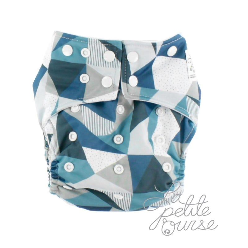 Cloth Diaper 10-35lbs - Grafico