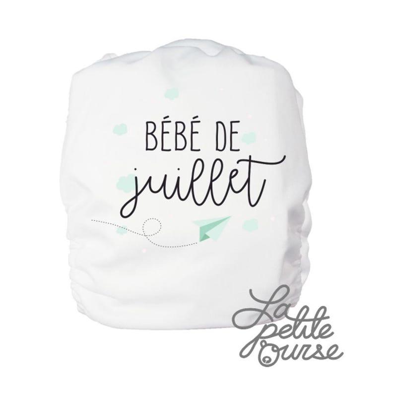 Couche Lavable 10-35lb - Juillet