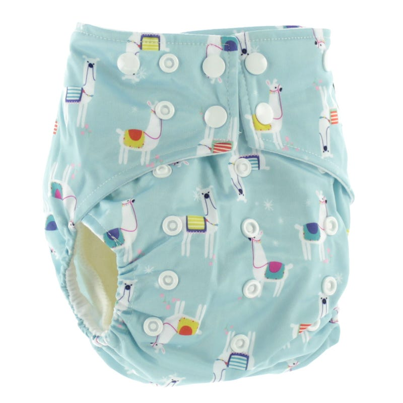 Cloth Diaper 10-35lbs - Lama
