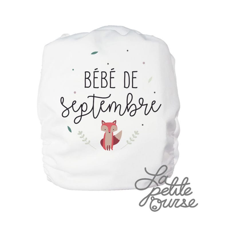 Cloth Diaper 10-35lbs - September