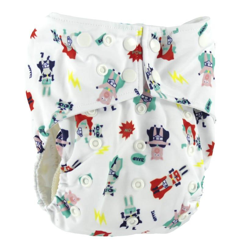 Cloth Diaper 10-35lbs - Hero